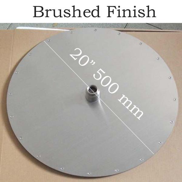 dia500 brushed finish