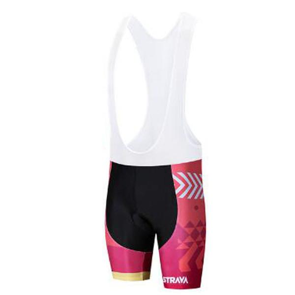 Страва Триатлон 2019 новый мужчины велоспорт нагрудник шорты 9D гель pad велосипед Джерси лето велосипед нагрудник быстро сухой дышащий нагрудник шорты Ciclismo Hombre
