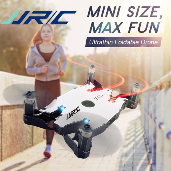 top popular JJR C JJRC H49 Wholesale SOL Ultrathin Wifi FPV Selfie Drone 720P Camera Auto Foldable Arm Altitude Hold RC Quadcopter VS H37 H47 2021