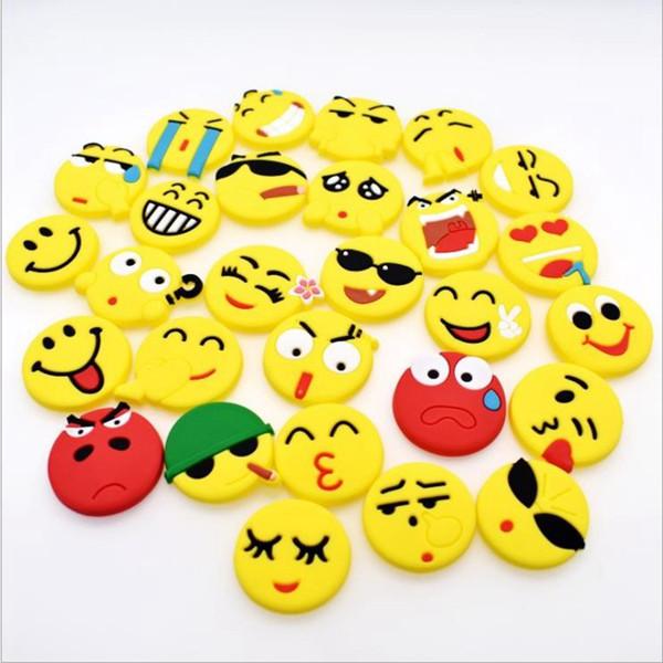 28 pcs emoji set fridge magnet office photo message note magnetic sticker White board strong refrigerator magnets home deco