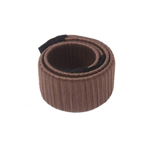 Fashion Twisted Hair Donut Bread Manufacturer Hairpin Weaving Tool Holder Diy Accessories Hair Accessories Tool For Women Girls
