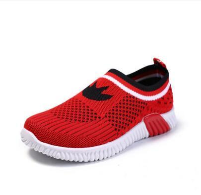 Children hollow mesh breathable spring and summer new boys and girls sports shoes wholesale and retail 425-14