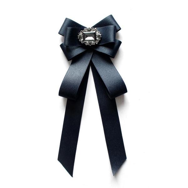 hommes de mode femmes Bow Ties pour la fête de mariage collège Tie cravate personnalisable accessoires col de chemise de noeud papillon réglable papillon classique