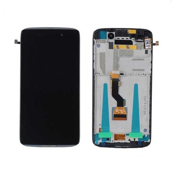 """4.7"""" For Alcatel Idol 3 6039 6039A 6039K 6039Y LCD Display Touch Screen Digitizer Assembly With Frame +tools"""