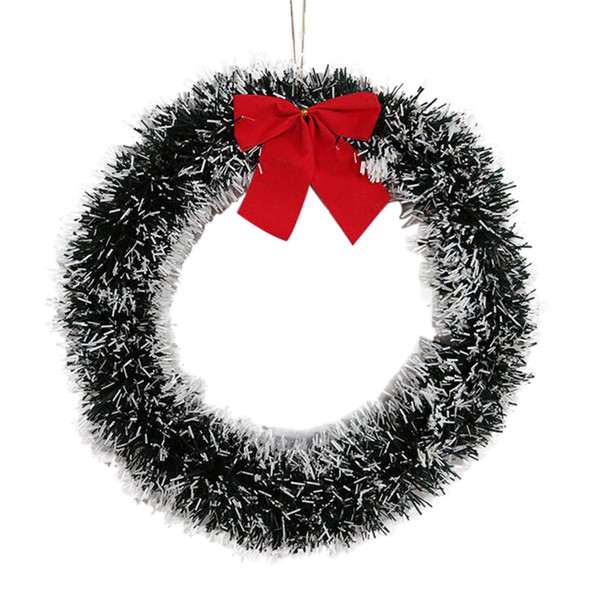Christmas Wreath Decorations Artificial Dried flowers Hanging Decorations Door Hotel Shopping Mall Window Hanging Decor