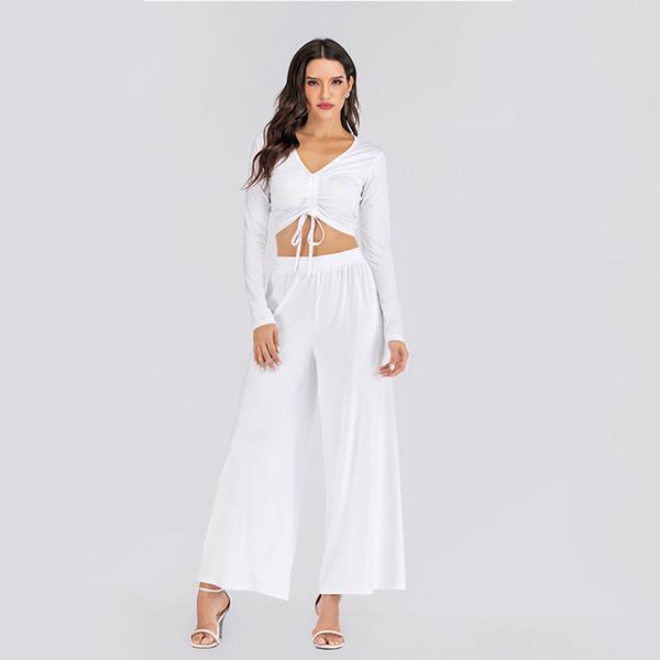 Beyaz Coat ve Pantolon