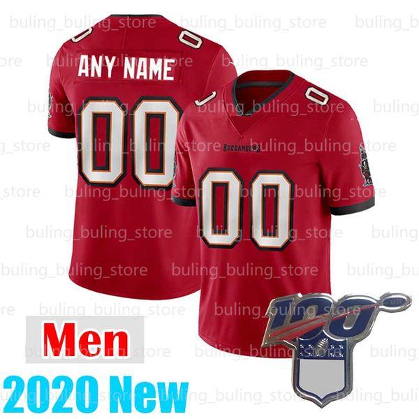 Ordinazione 2020 nuovi uomini + Patch 100 °