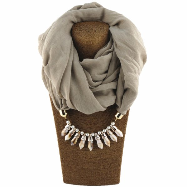 Fashionable young beautiful beautiful style multicolor design style ladies headscarf jewelry pendant scarf free shipping