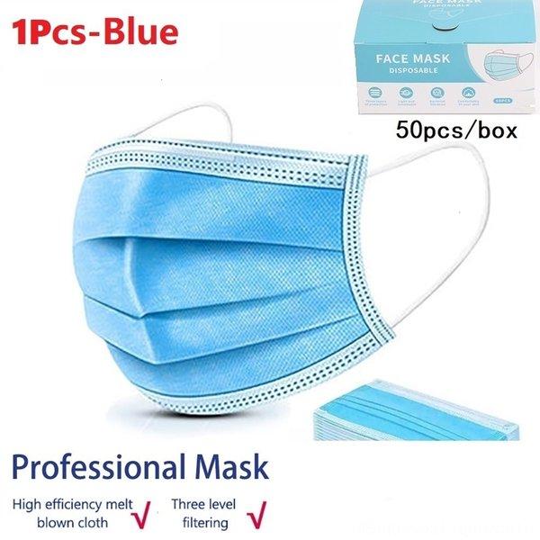 1pcs-blau-Maske
