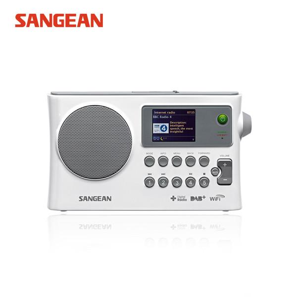 Sangean WFR-28C Бесплатная доставка FM-радио, Wi-Fi, радио, Интернет, интернет-приемник / DAB + / FM-RDS USB.