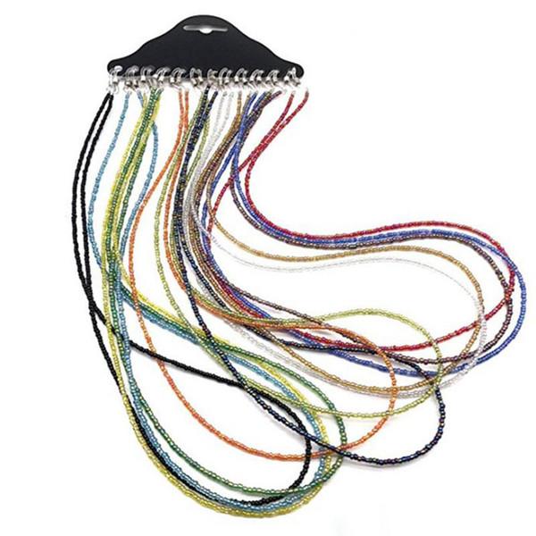 Adatti gli occhiali da sole di sport colourful della cinghia della cinghia del cavo delle catene del cavo delle catene degli occhiali di modo che spedice liberamente il regalo