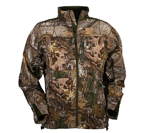 2019 men camouflage hunting jackets sport outdoor coat mens fleece jacket men hunting clothing thermal quick dry plus size l-4xl thumbnail