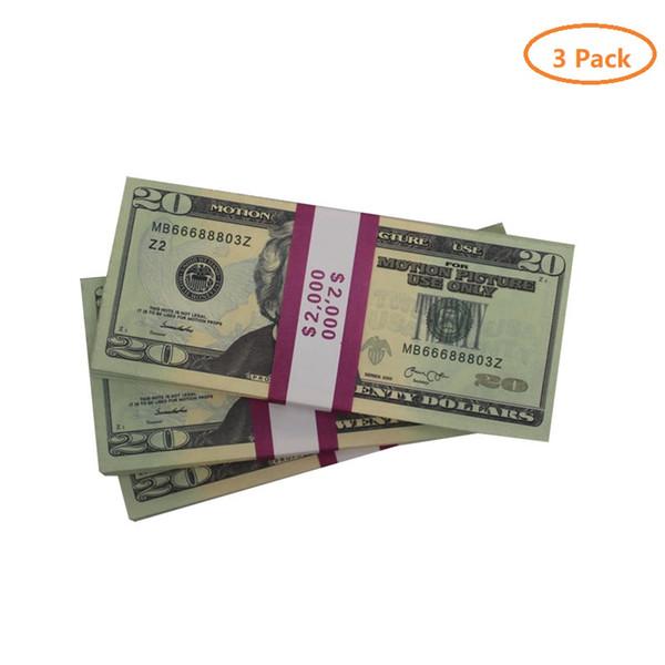 3 пакет 20 dolars (300pcs)