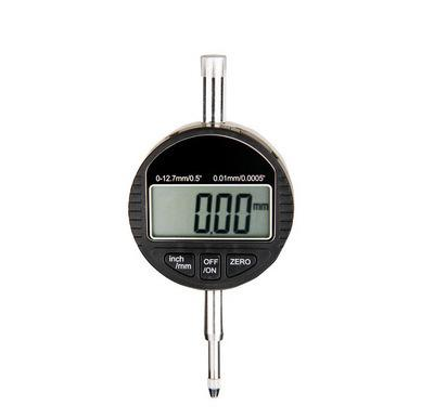 best selling Dial Indicator 0-12.7mm 0.5'' Electronic Micrometer 0.01mm Depth Measuring Tools