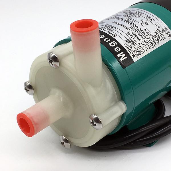 304 stainless head Magnetic Pump MP-10RN , Homebrew,Food Grade High Temperature Resisting 140C beer Magnetic Drive Pump