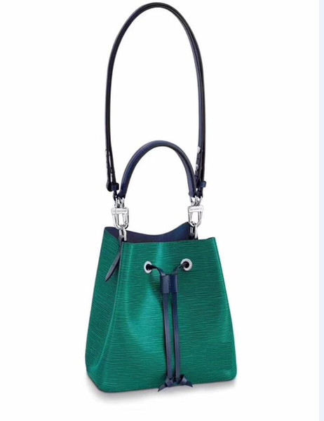 Famous Brands Fashion Bags designer luxury handbags purses NEONOE shoulder bags Noé leather bucket bag purse TWIST handbag Drawstring gift