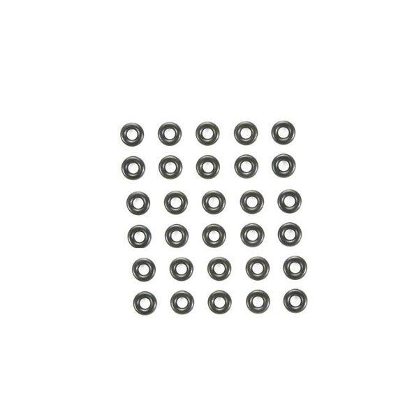 Стандарт as568/BS1806 стандарт 107 О-кольцо ID5.23xC/С2.62 мм код номинальная 7/32