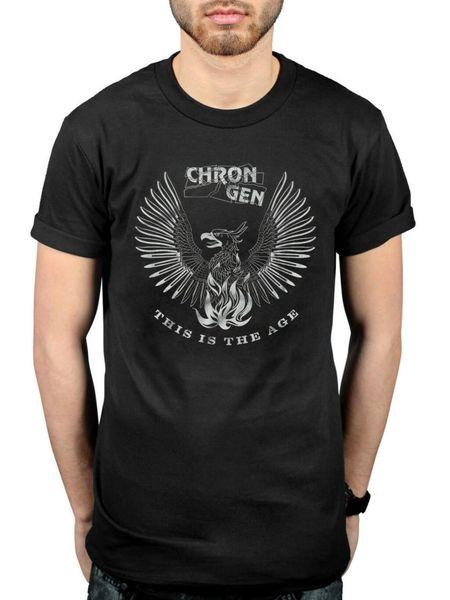 Chron Gen questa è l'età maglietta Jet Boy Jet Ragazze Mindless Few
