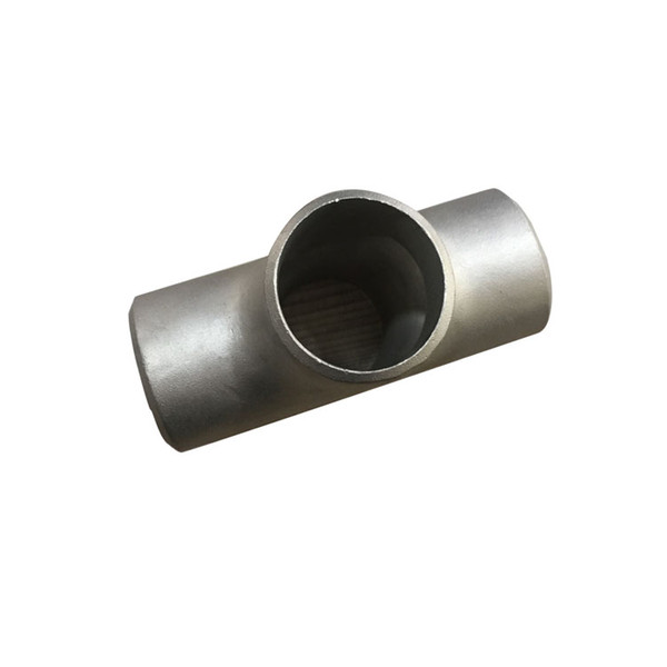 High quality gr1 gr2 gr7 titanium pipe fitting tee,reducer,elbow,stub China supplier titanium welding tee in pipe fitting price per piec