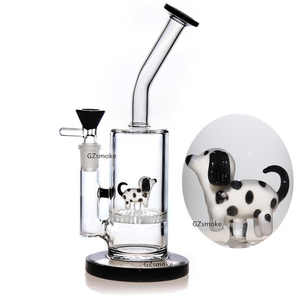 Dog bong with bowl
