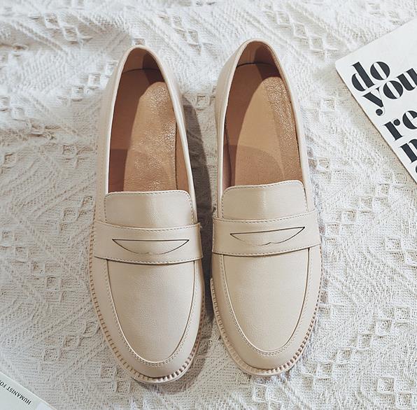 L63 Moda Popüler Yüksek Kalite Lightweig Sneaker Erkek Kadın Rahat Ayakkabılar Rahat Dantel Kadar Deri Rahat Klasik Flats Ayakkabı