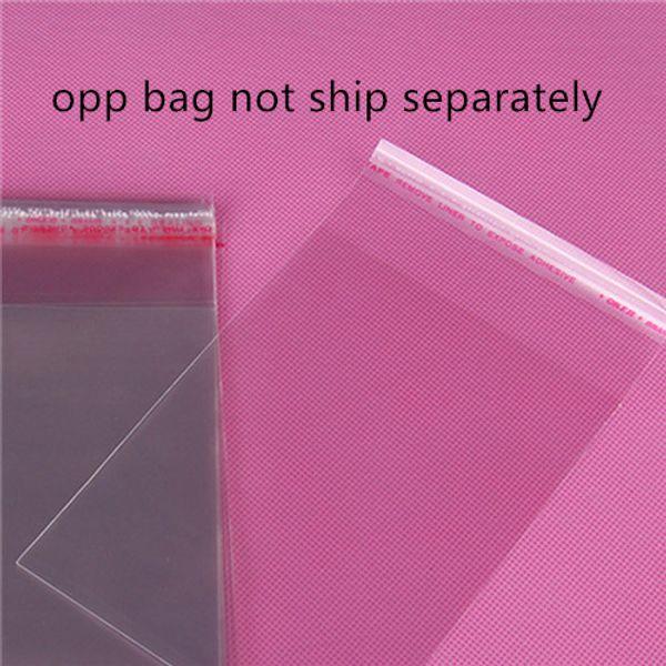 just 1pcs opp bag