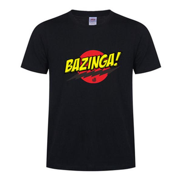 Sheldon Cooper Penny Men T Shirt Summer Short Sleeve The Big Bang Theory T-shirt Cotton Cooper Logo Men T-shirt Tops