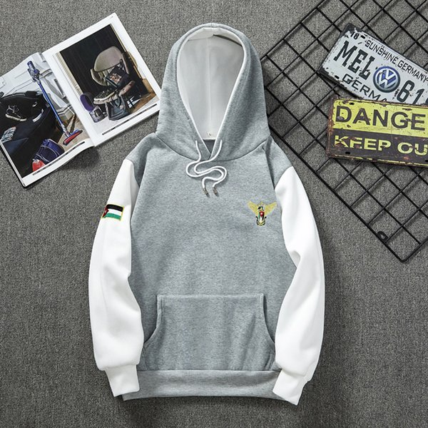 2019 Men Woemn Hoodie Sweaters Fashion Cartoon Pattern Sueter Hombre O Neck Jumpers Pullover Sweater Male Knitwear Brand Jacket Clothing From