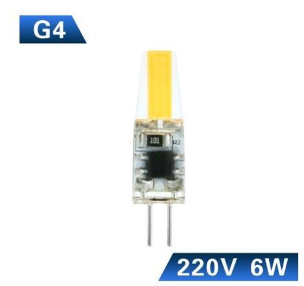 G4 6W 220V