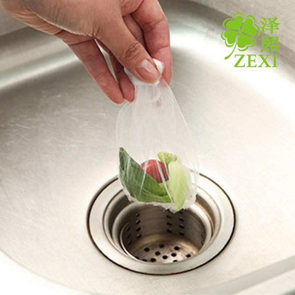 Kitchen Bathroom Portable Leak Net Filter Sink Drain Plug Anti-Clogging Floor Sewer Drain Hair Filter Colander Supplies