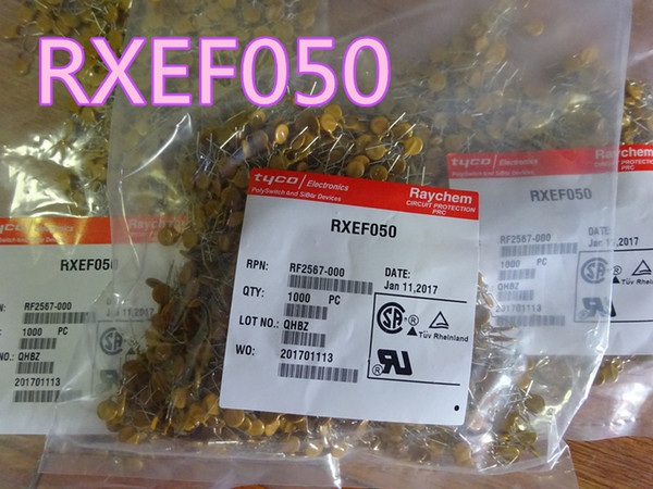 top popular 20pcs lot New RXEF050 72V 0.5A 500MA In Stock Free Shipping 2021