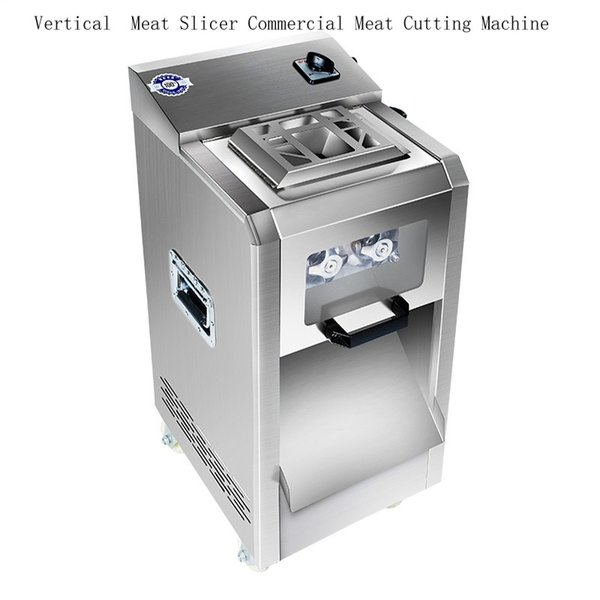 2200W Meat slicer Stainless steel slicer Wire cutter Fully automatic Meat grinder Sliced meat cutting machine