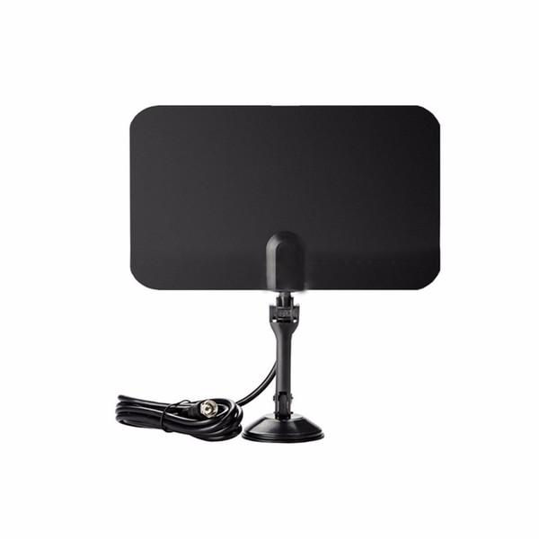 Indoor Free Digital TV Antenna HDTV Radius Aerial HD TV Fox VHF UHF DVB T2  Interior Antennas Best Tv Antennas Hd Tv Box From Xintan, $8 03| DHgate Com