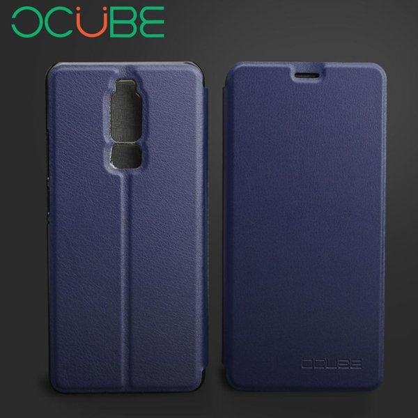 Synthetic Leather Mobile Phone Case Full Easy to install and take off. Body Stand Function Cover For Leagoo S8