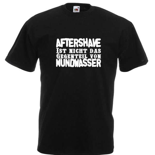 Aftershave T-Shirt Cult Mottoshirt Funshirt Party Gift JGA cattt windbreaker Pug jersey Print