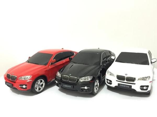 Оптовая торговля-rc автомобиль 1: 24 X6 пульт дистанционного управления игрушки модель rc автомобиль электрический ребенок игрушка дети радио контроллер нет оригинальная коробка автомобили машина
