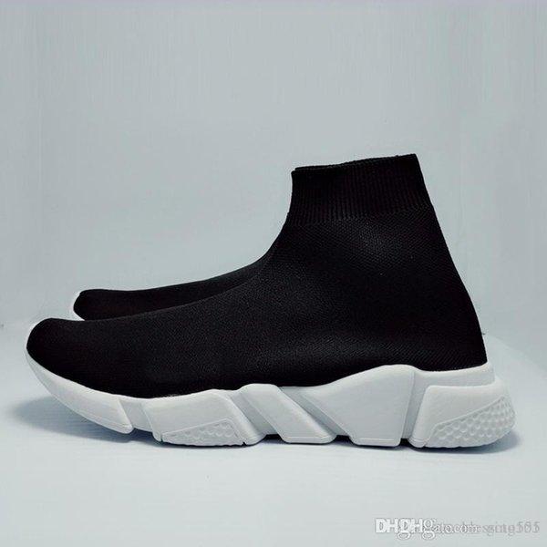 fashion new arrive san francisco Balenciaga High Top Speed Sock Sneakers saks.com