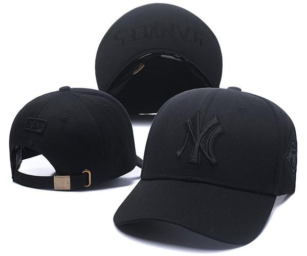 Venta caliente 2020 Nueva moda de verano York béisbol snapback caps para hombres y mujeres Casquette Sport Hip Hop gorra deportiva gorra hueso ajustable