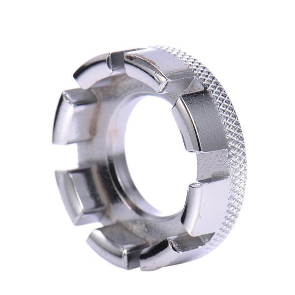 Bike Chromium-molybdenum Steel Spoke Wrench Bicycle 8 Way Spoke Nipple Key Repair Tool Mountain Bike Wheel Rim Spanner Spanner