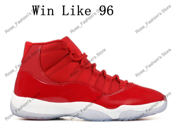 11 gym red