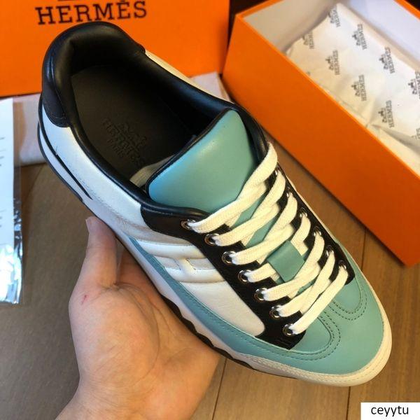 2019QI nuovi uomini casual di scarpe sportive, bassa per gli uomini di lusso di aiuto s scarpe da ginnastica di viaggio all'aria aperta, scatola originale imballaggio consegna veloce
