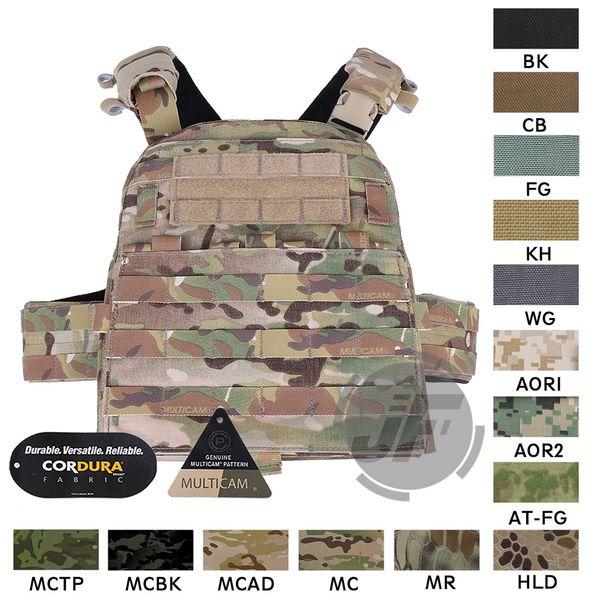 Emerson Tactical Adaptive Vest Portador de placas AVS EmersonGear Body Armor Arnés AVS + Set de bolsa de placa + MOLLE frontal