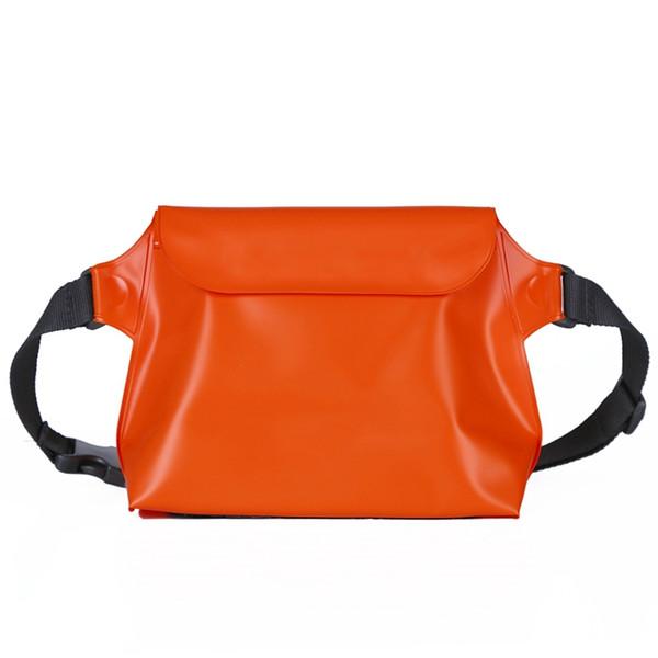 High Quality Universal Waterproof PVC Mobile Phone Case Waterproof Waist Phone Bag for Swimming/ Boating/ Fishing