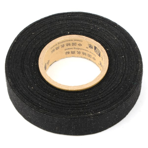 19mmx15m Coroplast Adhesive Cloth Tape for Cable cute Wiring fashion P28