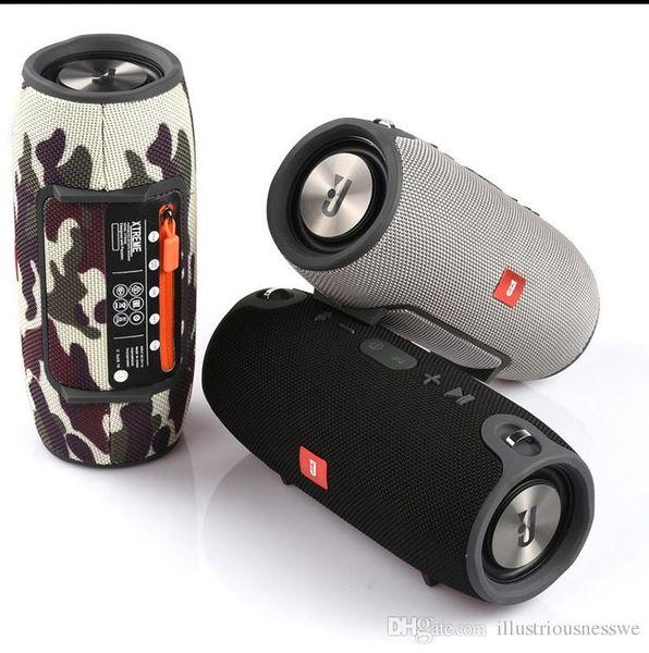 2018 New Mini Wireless Bluetooth Speaker Outdoor Portable Speakers Bags Waterproof Audio Fashion Mini Subwoofer Stereo Wireless Blueto