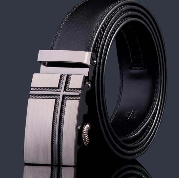 NOUVELLE ceinture en cuir de marque pour hommes en cuir de designer en cuir pour hommes et femmes boucle de ceinture classique 9001-24