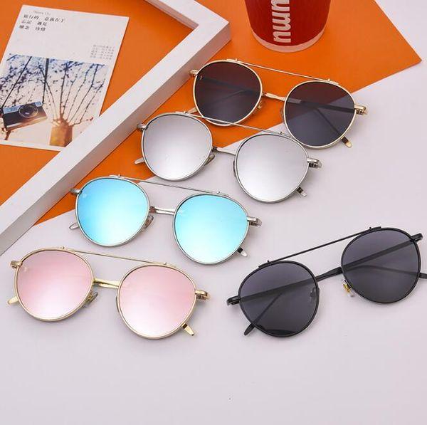 2019 Fashion Classical Full Frame Sunglasses Oval Elegant UV400 Lens Sun Glasses With Free Box And Cloth