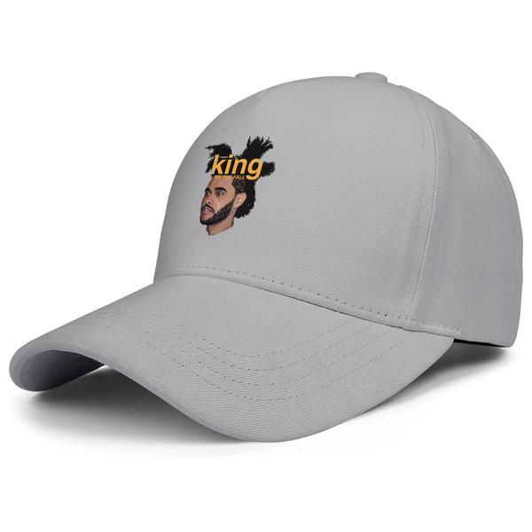 Sonbaharda gri kralı gri erkek ve kadın kamyon şoförü kap top stilleri tasarımcı boş uk gençlik şapka