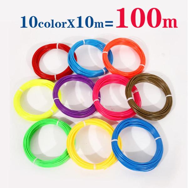 10 الألوان 100M