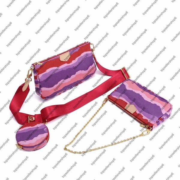 Красный / Фиолетовый цветок письмо печать